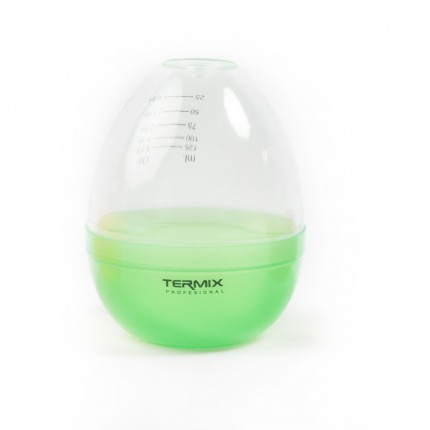 Shaker à shampooing coloré vert